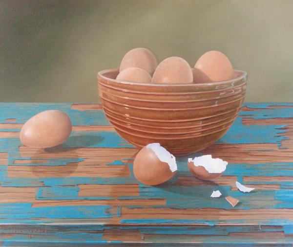 """""""A Half Dozen Brown Eggs"""""""