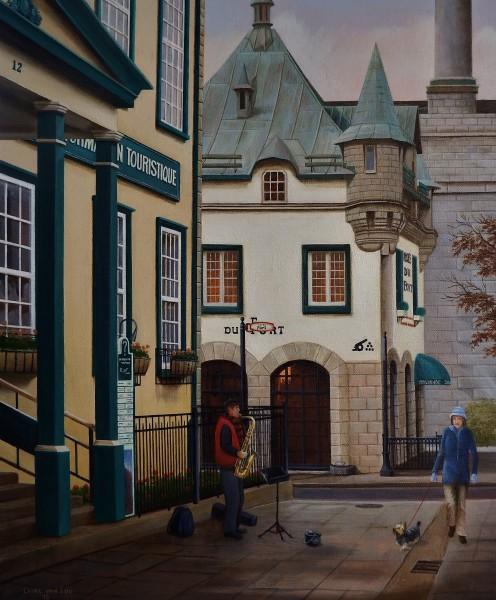 """Rue Du Fort & Sainte - Anne"""