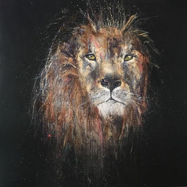 Midnight Lion