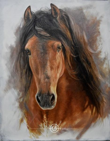 Portrait d'Aragorn