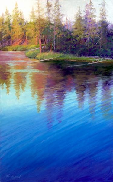 Serene Reflections III