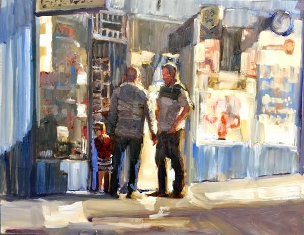 Edinburgh Window Shopper