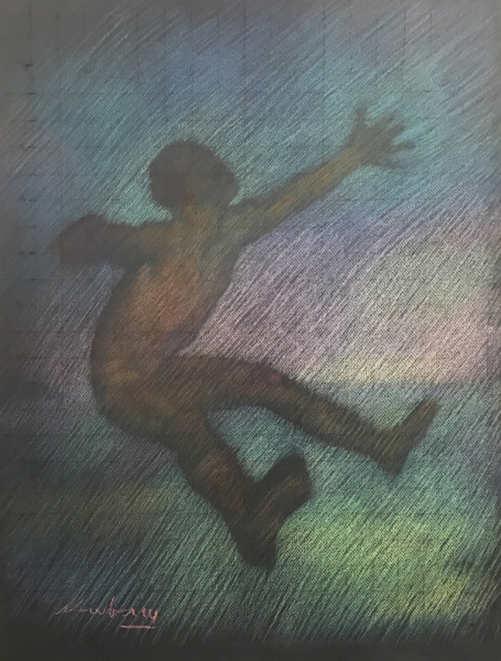 Study for Lovers Jumping