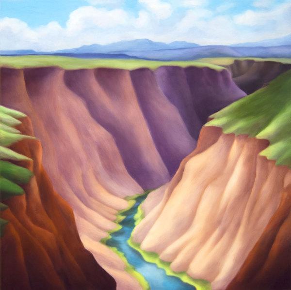 Rio Grande Gorge 1