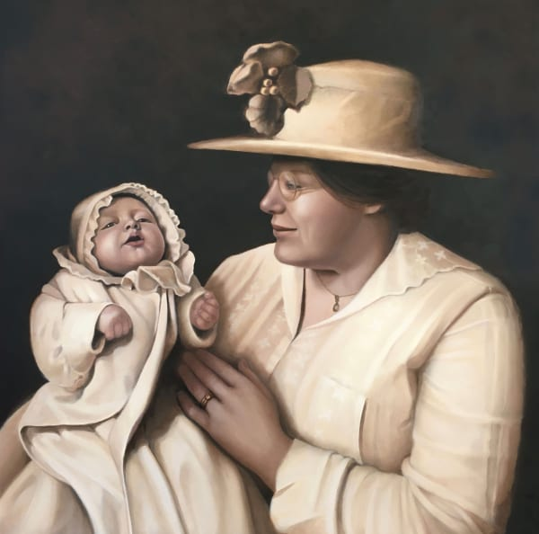 Mother & Child, 1919
