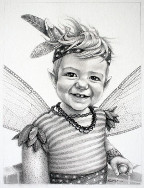 Magical Portrait in Wonderland