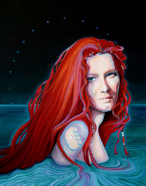 Scarlet Lake - Merissa Waits
