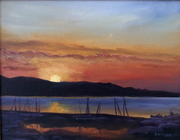 La Napoule Sunset