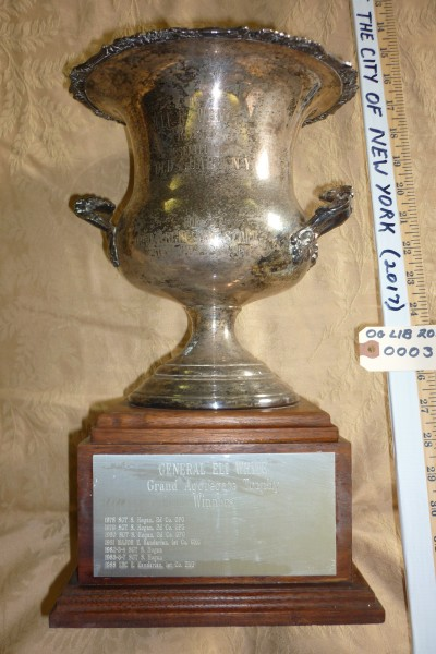 GENERAL ELI WHITE SHOOTING TROPHY