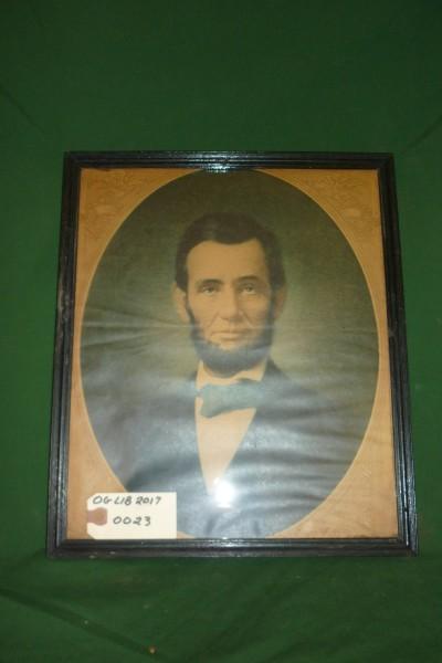 Abraham Lincoln Print