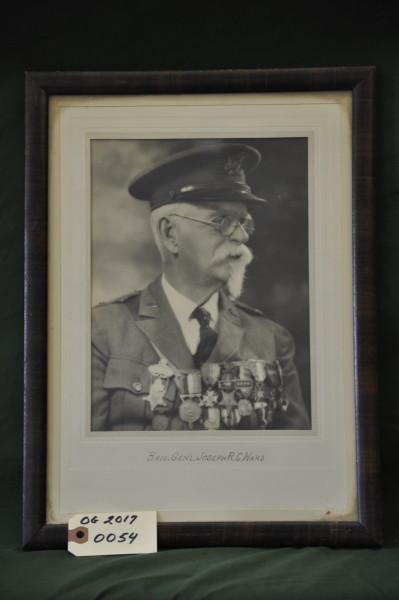 Brig. Gen'l. Joseph R. C. Ward