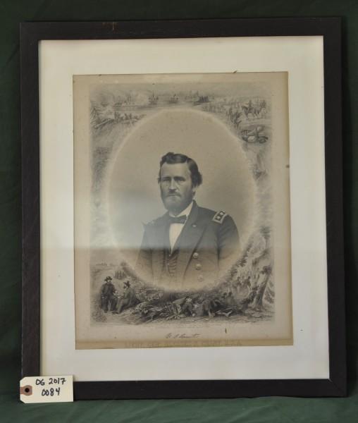 Lieutenant General Ulysses S. Grant, U.S.A.