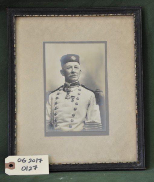 Photograph of Unknown Old Guardsman