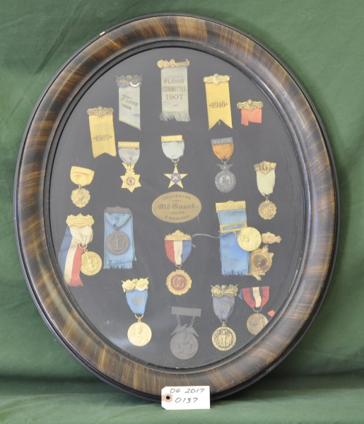 Collection of Medals of E.H. Snyder