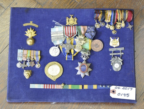 Collection of Medals and Awards