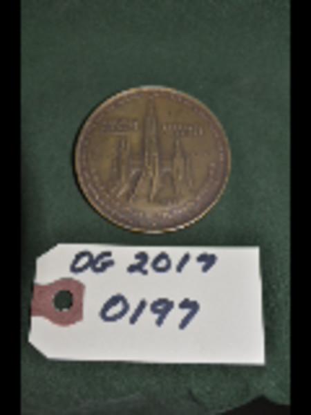 Brooklyn Bridge Coin