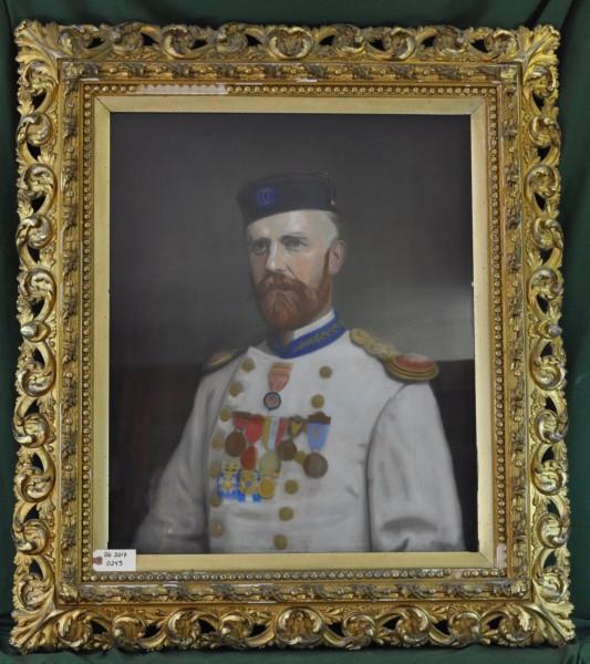 Portrait of Guardsman