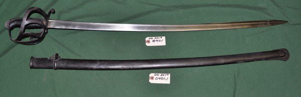 40 Inch Sword with 35.25 Inch Scabard
