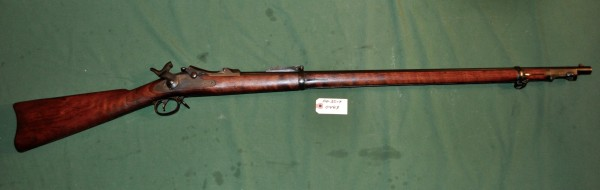 US Springfield Rifle (early 19th Century)