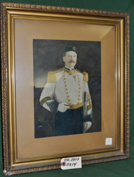 Portrait Captures. Frank H. Clement