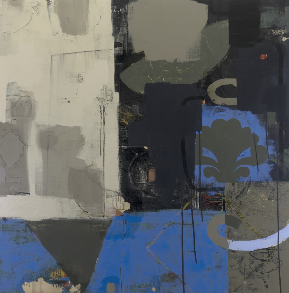 Black and Blue I
