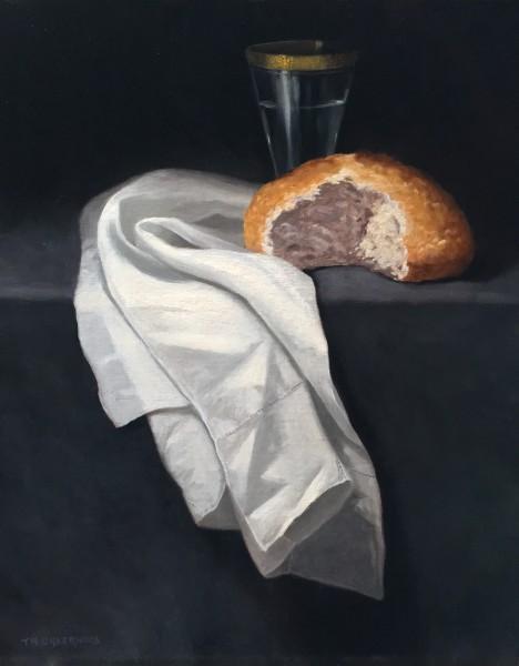 Bread and Napkin