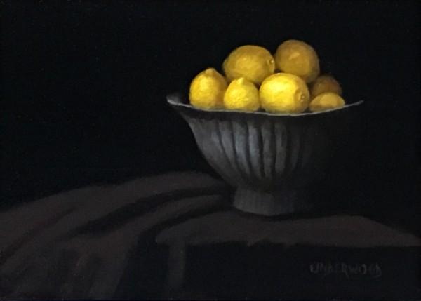Study, Luscious Lemons