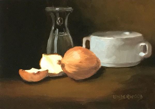 Study, Onion Soup