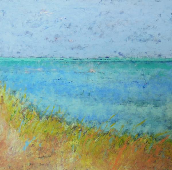 Beach, 45x45