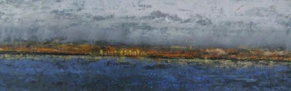 Distant Skyline, 16x48