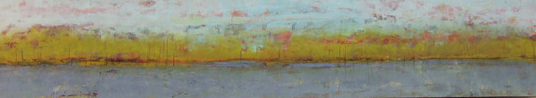 """Peaceful Moments, 12x60"""""""