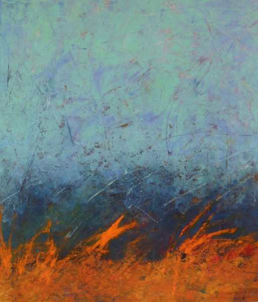 Fire and Ice, 40x36