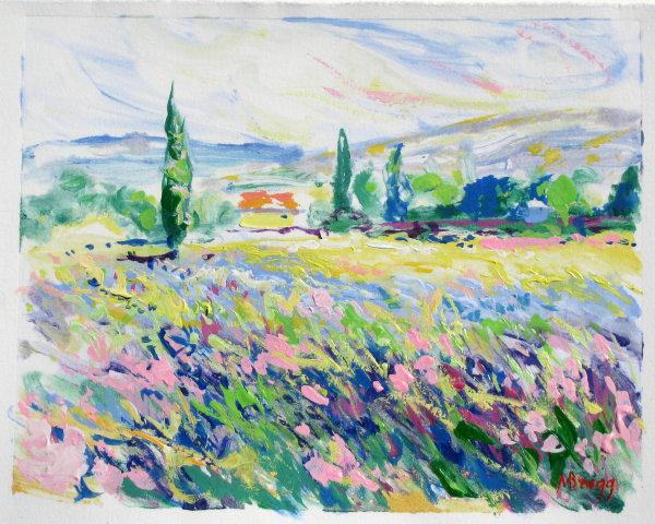 Les Fleurs De Provence