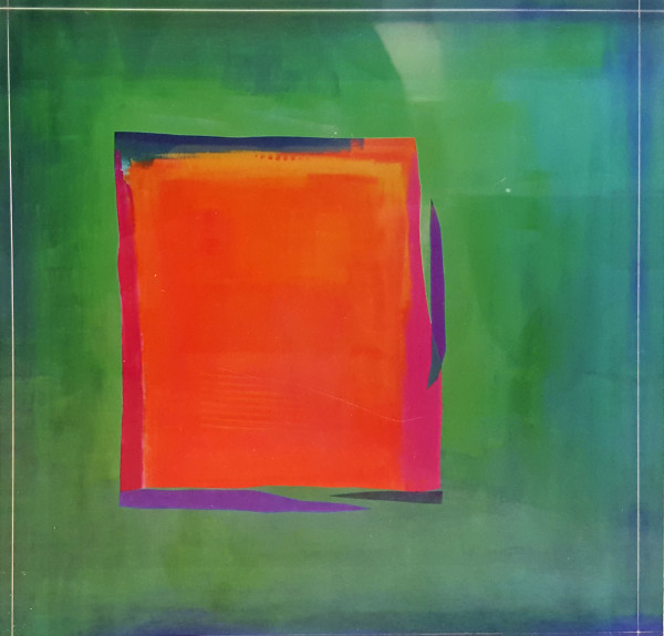 Color Awakenings VI (Lucite block)