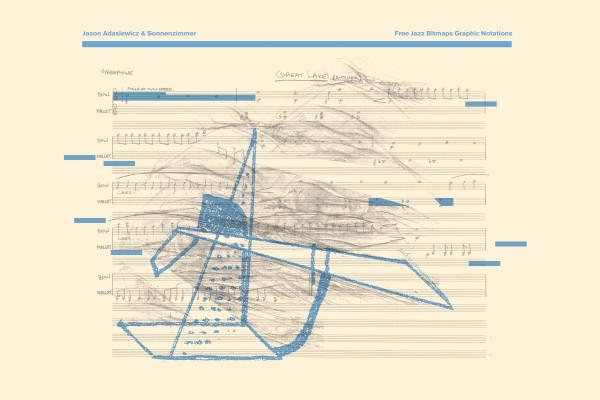 Free Jazz Bitmaps, Graphic Notation