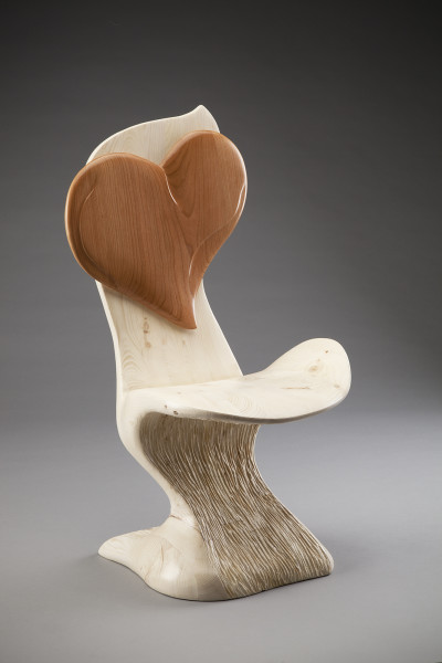 Daisy's Heart Chair
