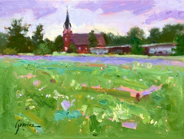 Spring Field, St. Paul