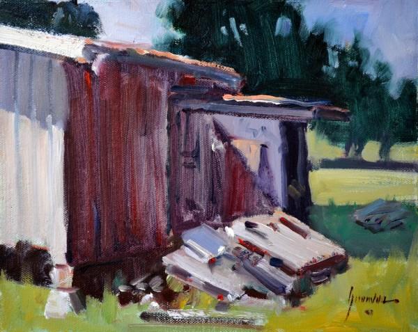 Wade's Old Barn