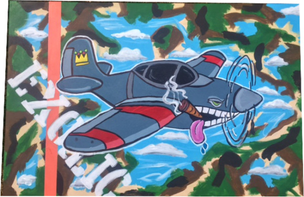Untitled 9 (Plane)