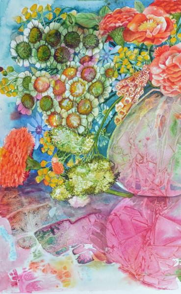 Summer Bouquet Study  II