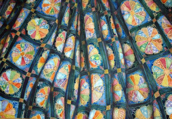 Dresden Plate Quilt