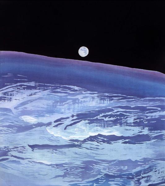 Pacific Full Moon