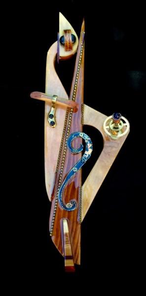 Wood Melodies Instrument