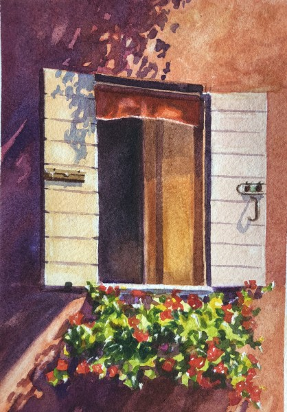 Assisi Windowbox