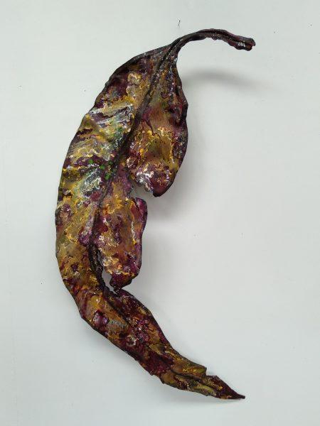 Gum Leaf .. Large .. (19154)