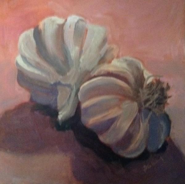 Still Life - Garlic Clove