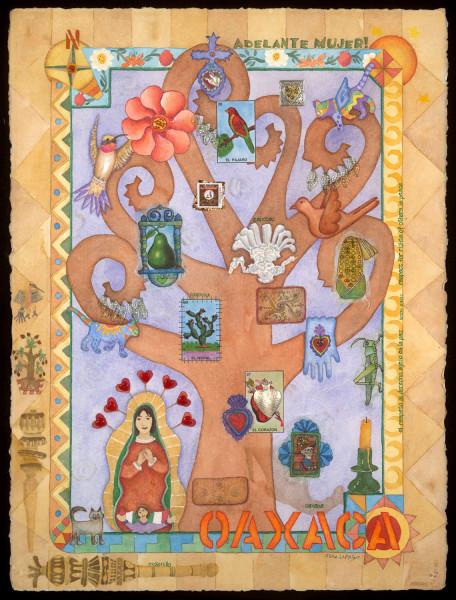 Tree of Life ~ Oaxaca
