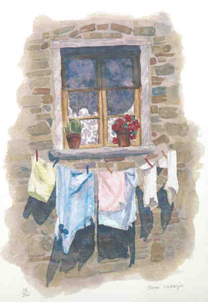 Laundry Alfresco