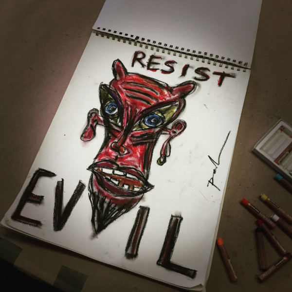 Resist Evil