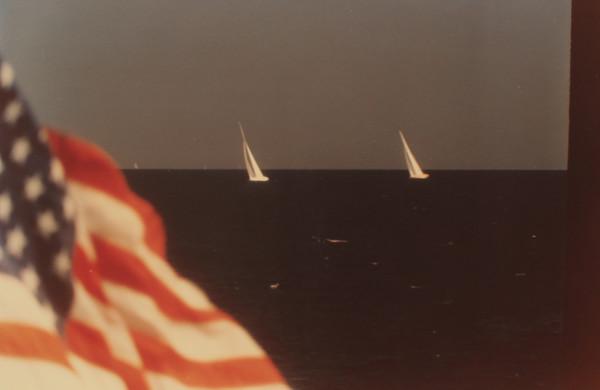 3rd Race for American Cup, Newport, Rhode Island